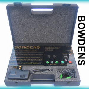 BOWDEN EARTH FAULT INDICATOR PORTABLE TESTER